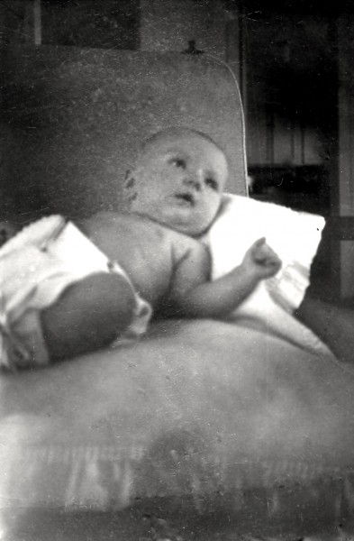 Sheila As A Baby