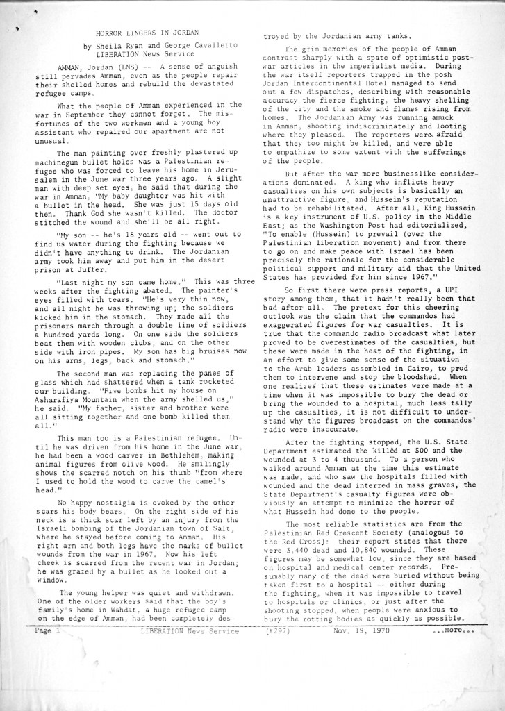 LNS Packet 1970-11-19 p1